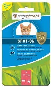 bogaprotect Spot On Katze S