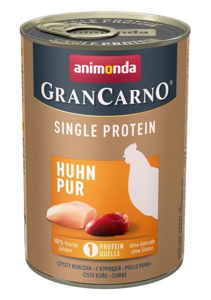 Animonda GranCarno Single Protein Huhn Pur 400 g