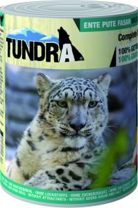 Tundra Cat Ente + Pute + Fasan 400 g