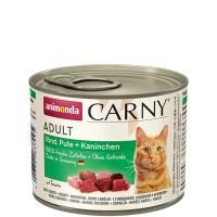 Animonda Carny Rind, Pute + Kaninchen 200 g