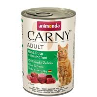 Animonda Carny Rind, Pute + Kaninchen 400 g