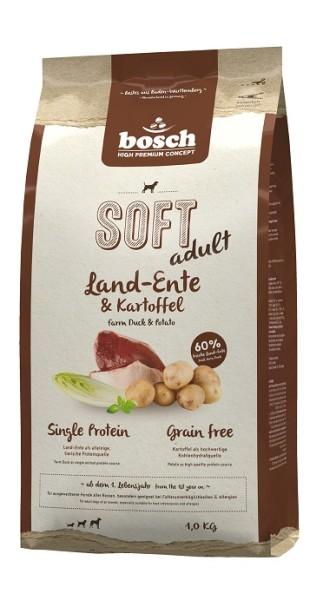 Bosch Soft Land Ente & Kartoffel 1kg