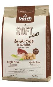 Bosch Soft Land Ente & Kartoffel 2,5kg