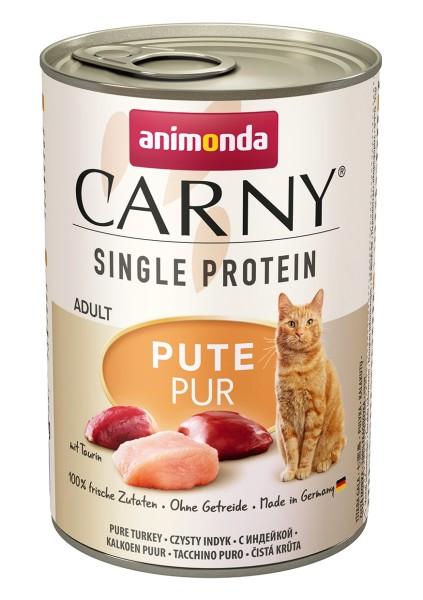 Animonda Carny Single Protein Pute Pur 400 g