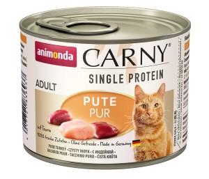 Animonda Carny Single Protein Pute Pur 200 g