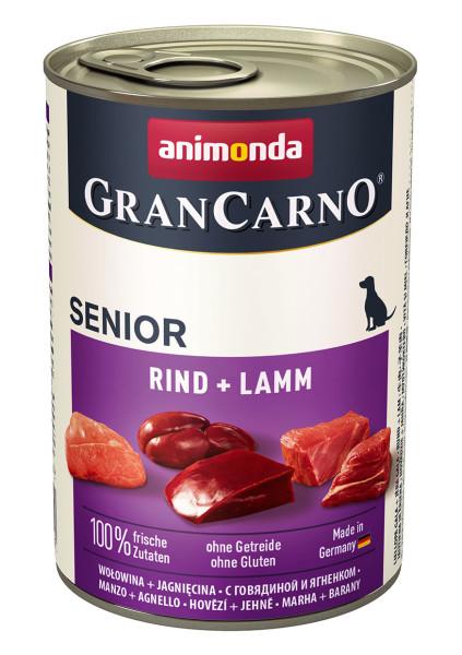 Animonda GranCarno Senior Rind + Lamm 400 g
