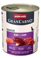 Animonda GranCarno Senior Rind + Lamm 800 g