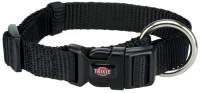 Trixie Premium Halsband schwarz L - XL