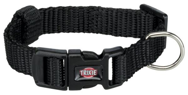 Trixie Premium Halsband schwarz XXS - XS