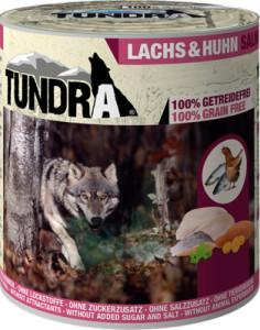 Tundra Lachs & Huhn Dose 800 g