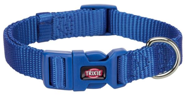 Trixie Premium Halsband Blau