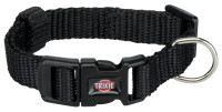 Trixie Premium Halsband schwarz