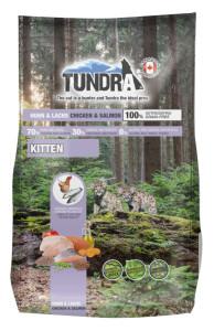 Tundra Cat Kitten Huhn + Lachs 1,45 kg