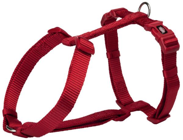 Trixie Premium H Geschirr Rot L - XL