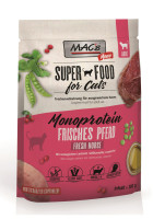 Macs Cat Superfood Mono Pferd 300 g