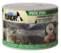 Tundra Cat Pute pur 200 g