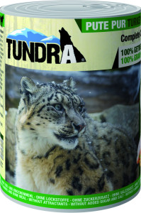 Tundra Cat Pute pur 400 g