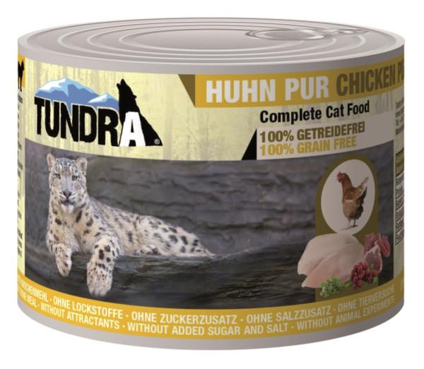 Tundra Cat Huhn pur 200 g