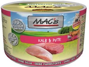 Macs Cat Kalb & Pute 200 g