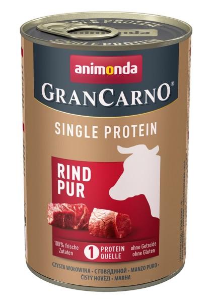 Animonda GranCarno Single Protein Rind Pur 400 g