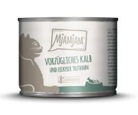 Mjamjam vorzügliches Kalb + Truthahn 200 g
