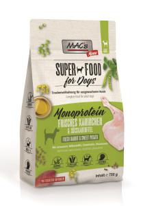 Macs Dog Superfood Mono Kaninchen 750 g