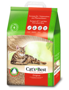 Cats Best Original Katzenstreu 8,6 kg