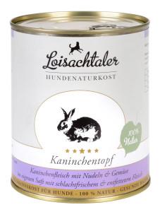 Loisachtaler Kaninchentopf 800 g
