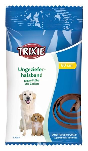 Trixie Dog Natürliches Ungezieferband Hund 60 cm