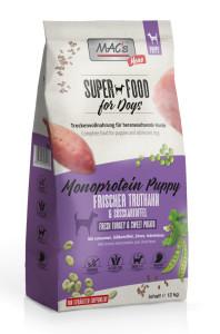 Macs Dog Superfood Mono Puppy Truthahn 12kg