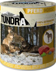 Tundra Pferd Dose 800 g