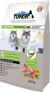 Tundra Hirsch, Lachs & Ente 3,18 kg