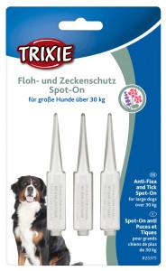 Trixie Dog Floh- und Zeckenschutz Spot on große...