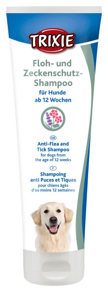 Trixie Dog Floh- und Zeckenschutz Shampoo 250 ml