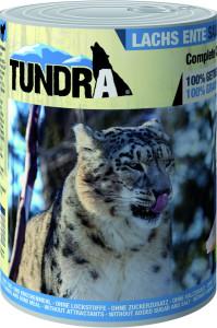 Tundra Cat Lachs + Ente 400 g