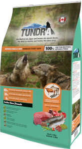 Tundra Rentier, Forelle & Rind 3,18 kg