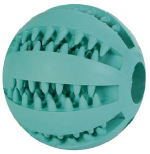 Trixie Spielzeug Denta Fun Ball Mint klein