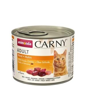 Animonda Carny Adult Rind + Huhn 200 g