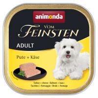 Animonda vom Feinsten Pute + Käse 150 g