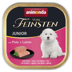 Animonda vom Feinsten Junior mit Pute + Lamm 150 g
