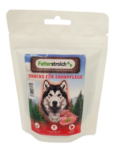 Futterstrolch Snacks für Zahnpflege 70 g