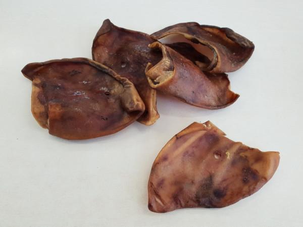Futterstrolch Schweineohren 10 Stück