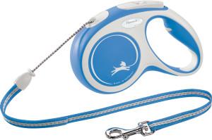 flexi New Comfort Seil 8m blau