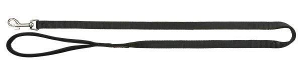 Trixie Premium Leine schwarz
