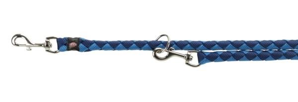 Trixie Cavo Verlängerungsleine indigo/ royalblau