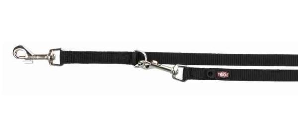 Trixie Premium Verlängerungsleine extra lang schwarz