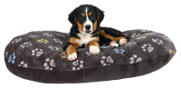 Trixie Dog Kissen Jimmy oval Taupe