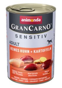 Animonda GranCarno Sensitiv Huhn + Kartoffeln
