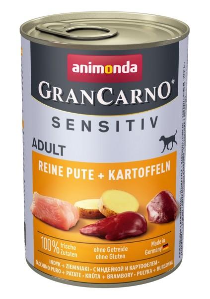 Animonda GranCarno Sensitiv Pute + Kartoffeln