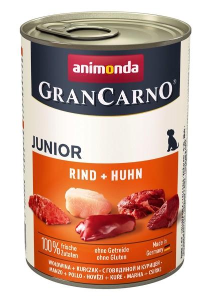 Animonda GranCarno Junior Rind + Huhn